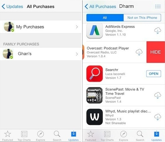 how-to-Hide-Purchase-apps-on-iPhone-6-and-iPhoen-6-plus